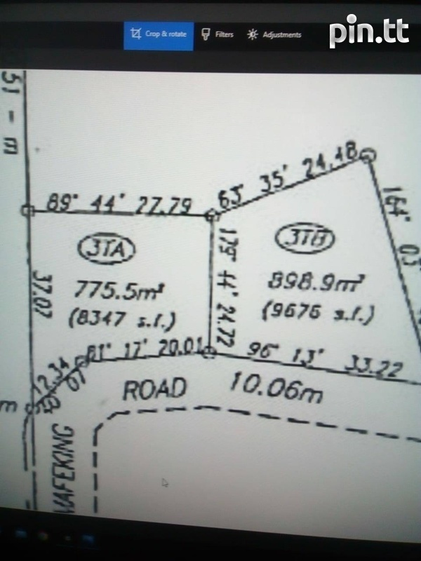 Lots close to Beach Available in Mayaro-2