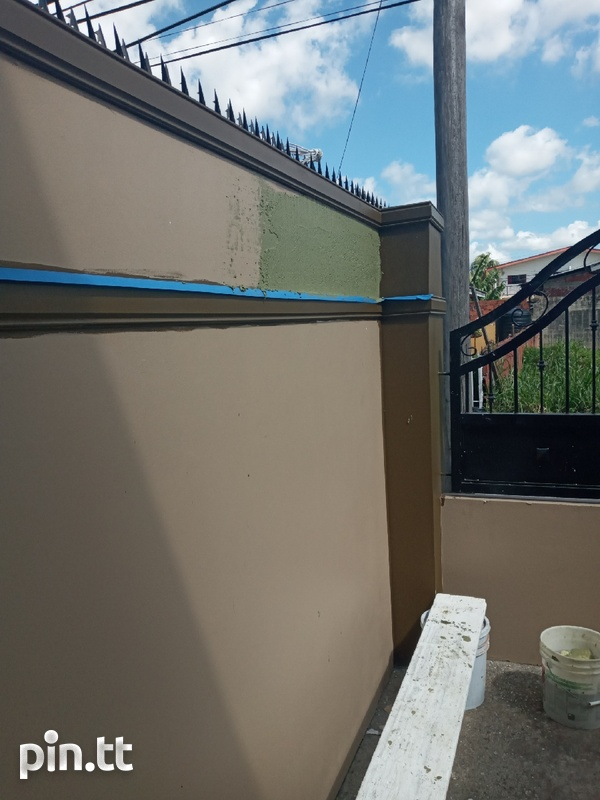 Tieling and stucco-7