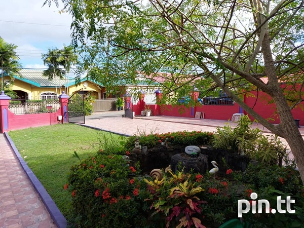 Chaguanas 3 Bedroom Unfurnished House-13