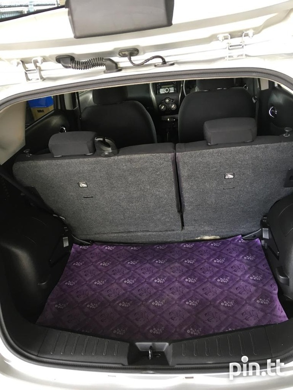 Nissan Note, 2013, PDS-6