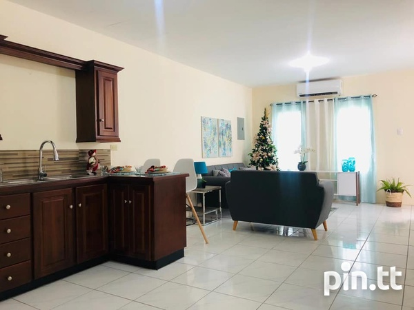 Temple View, Arima 3 Bedroom Townhouse-5