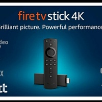 Fire TV stick 4k...new