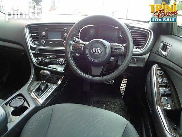 Kia Optima, 2014, PDE-5