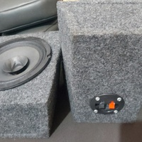 6 inch speakers and box