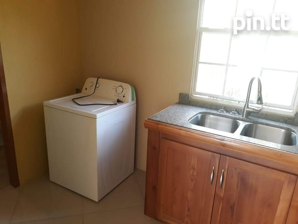 Furnished 1 Bedroom Piarco Apartment-7