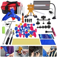 Auto Body Paintless Dent Removal Repair Tools Kit