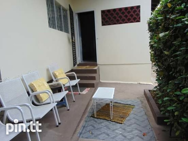 Woodbrook fully furnished 2 bedroom house-8