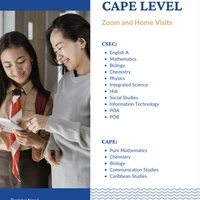 CMB LESSONS AND PRIVATE TUTORING