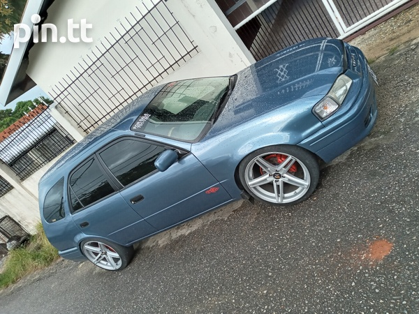 Toyota Other, 2000, PBN-1
