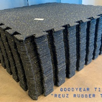 Good year Rubber Tiles