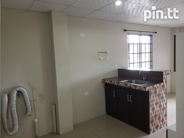 COUVA UNFURNISHED GROUND FLOOR APARTMENT-5
