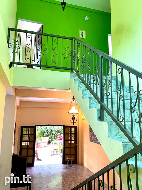 8 BEDROOM HOUSE ON 5 ACRES - ACONO, MARACAS - Payment Plan Available-4
