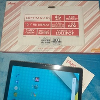 10.1 inches Plum tablet in excellent condition