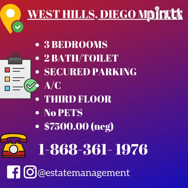 WEST HILLS 3 BEDROOM APARTMENT-6