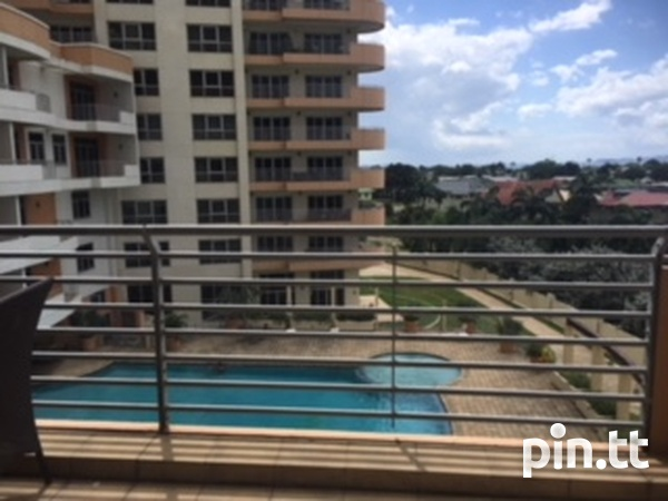 3 Bedroom Fully Furnished and Equipped Apt One Woodbrook Place.-1