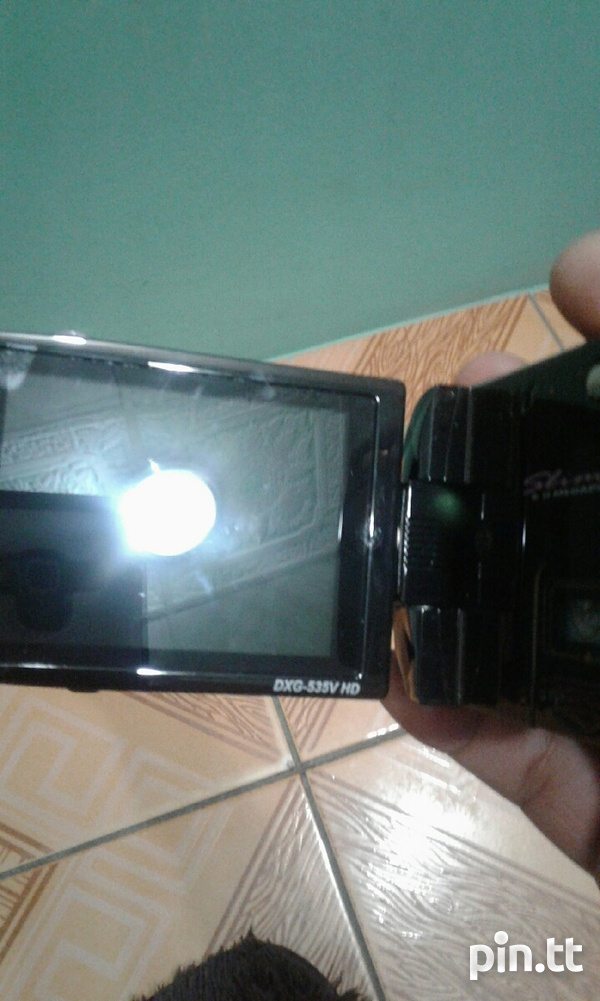 Used camcorder like new-5