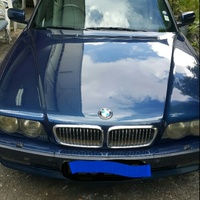 BMW 7-Series, 1992, PBO M Series V8 Collectors Edition