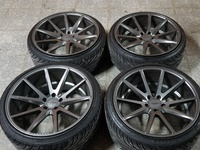 Vossen VFS-1 Rims and Tyres
