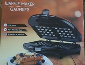 Brentwood waffle maker...New