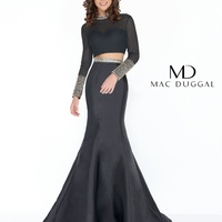 MAC DUGGAL DESIGNER TWO PIECE