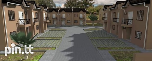 Brand New Townhouses Cunupia Pre-Construction-1