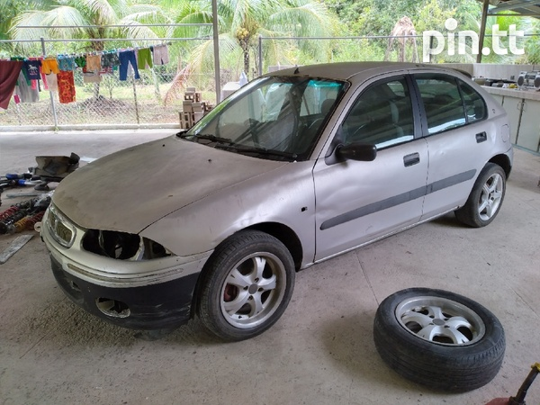 ROVER CAR SCRAPPING FOR PARTS ONLY-2