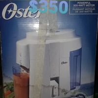 Oster juicer extractor
