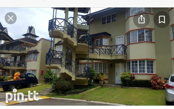 The Greens Maraval Condo Unit with 2 Bedrooms-8