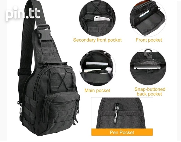Tactical chest bags-5