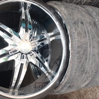 28 inch rim's and tyres