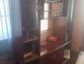 Entertainment center used