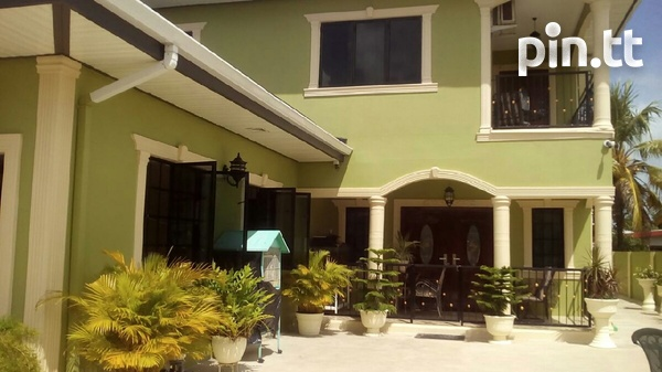 TWO STOREY 4 BEDROOM HOME, POINT PLEASANT PARK, CUNUPIA-8