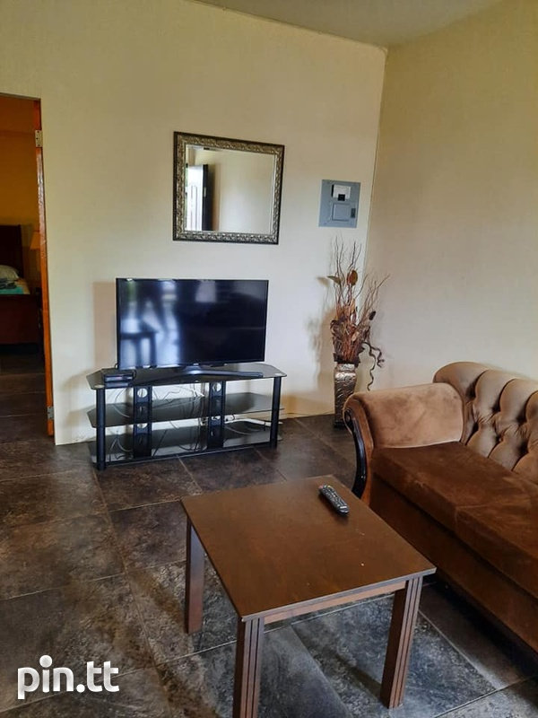 Orchid Gardens Chaguanas Furnished 1 Bedroom Apartment-4