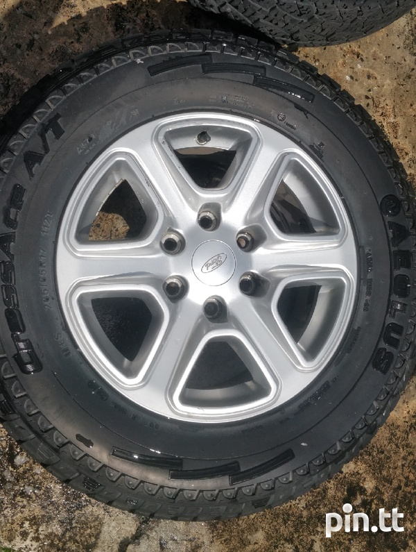 17 inch rims and tyres-4