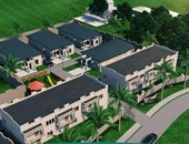 Luxurious 3 bedroom South homes in gated community.