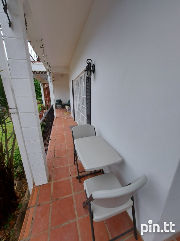 1 Bed Fully Furnished, Spanish Villas Apartment, Cascade.-11