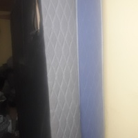 3 months old queen size mattress and base