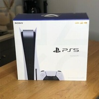 PlayStation 5 Disc Edition