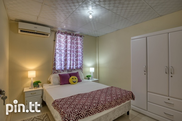 Unfurnished Cozy 2 Bedroom Piarco Apartment-4