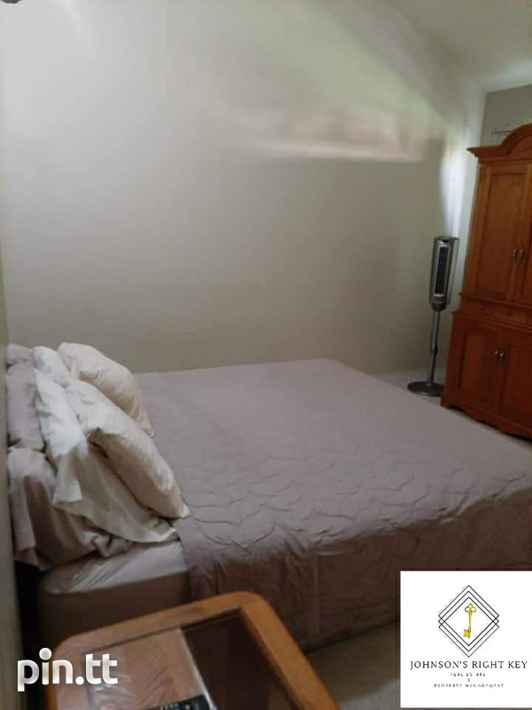 Trincity 2 Bedroom Furnished Townhouse-4