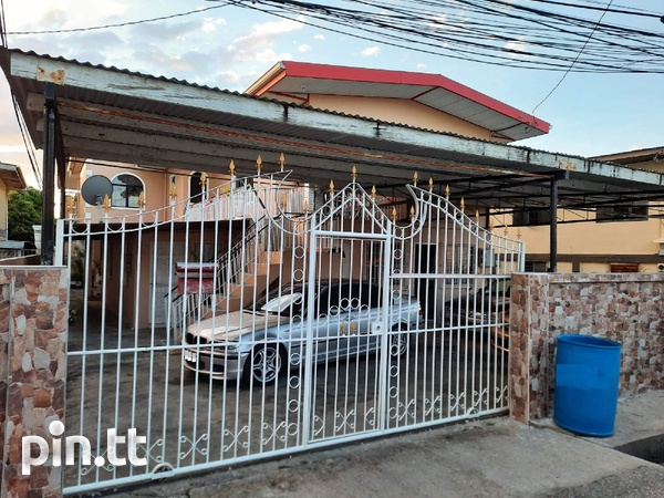 HOUSE WITH APT ANNEX - CUREPE-1