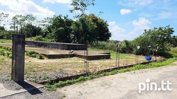 Large Parcel Of Land Cunupia-1