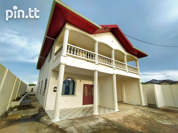 Unfurnished Chaguanas 2-Storey, 4 Bedroom House-3