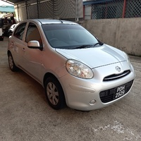 Nissan March, 2010, pdh