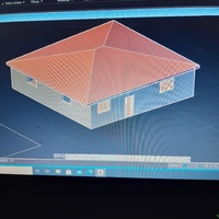 Designs and plans for houses in 2D and 3D