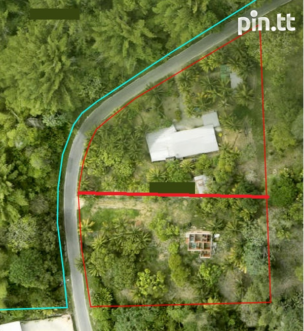 32,000 s.f land with approvals, Plum Mitan Road, Manzanilla-5