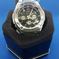 Authentic Gshock Stainless Steel Tough Solar Men's Watch GST-W110D-1A