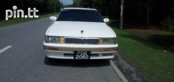 Nissan Laurel, 2000, PDB-4
