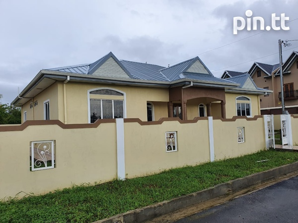 3 Bedroom House, Factory Road, Piarco-1