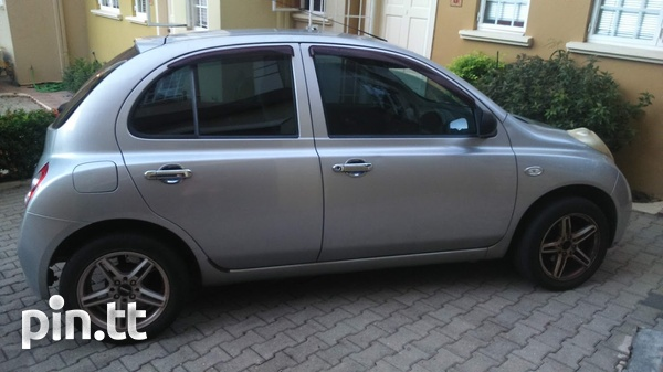 Nissan March, 2010, PDK-4